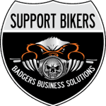 Support Bikers Official Logo - www.SupportBikers.com