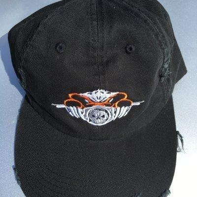Badger Ball Cap FRONT