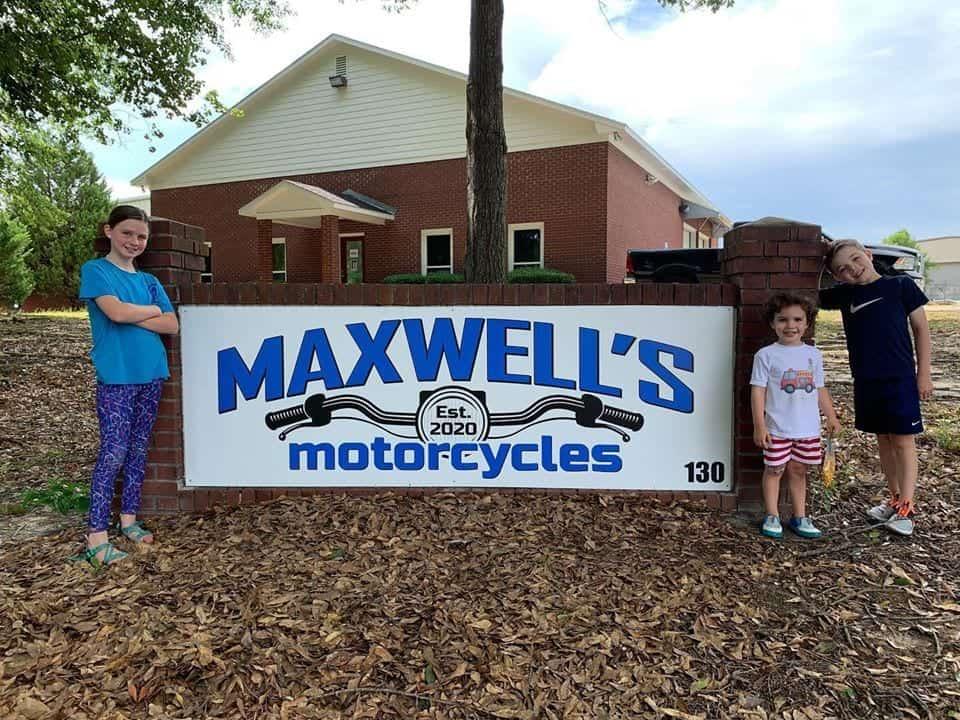 Maxwell Motocycles 1
