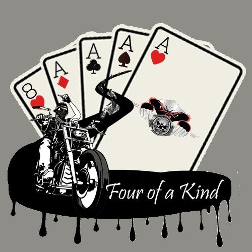 Four of a Kind World Record Poker Run Sponsorship