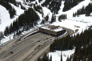 Support Bikers Eisenhower - Johnson Tunnel