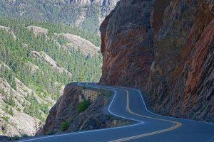 Support Bikers Million Dollar Highway