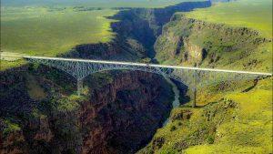 Support Bikers Rio Grande Gorge Bridge