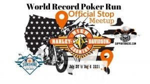 World Record Poker Run High Country Harley Davidson
