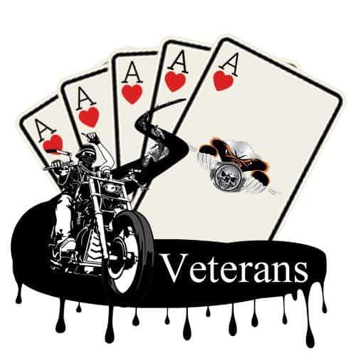 Veterans Ride Free World Record Poker Run