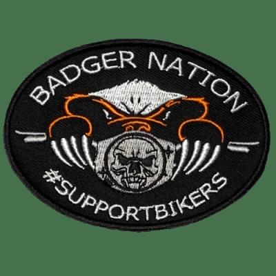 Badger Nation Patch