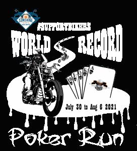 WORLD RECORD POKER RUN